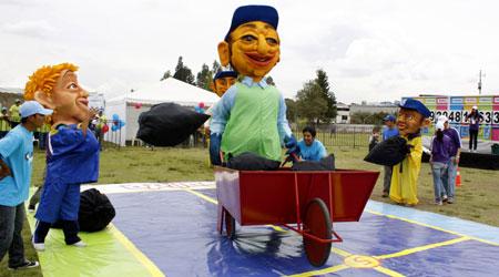 Juegos Tradicionales En Todo Quito Ultimas Noticias