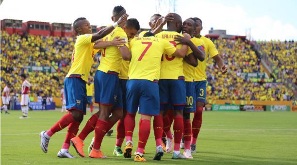 Ecuador termina el a o en el puesto 20 del ranking fifa for Ultimos chimentos dela farandula argentina 2016