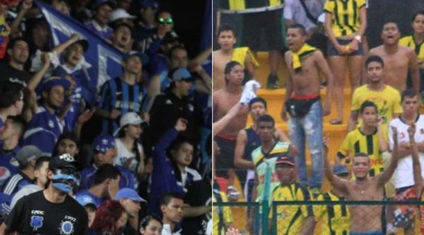 Muere Hincha Colombiano En Rina De Barras Bravas Ultimas Noticias
