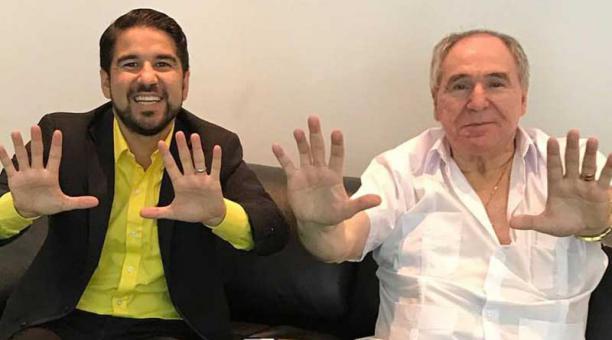 Dalo Viaj A Panam Para Retornar Con Su Padre Abdal Bucaram Ortz