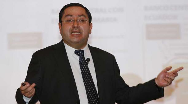 Resultado de imagen para ministro de finanzas ecuador 2017