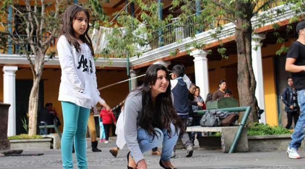 Un Proyecto Que Busca Dar Vida A Los Juegos Tradicionales De Quito