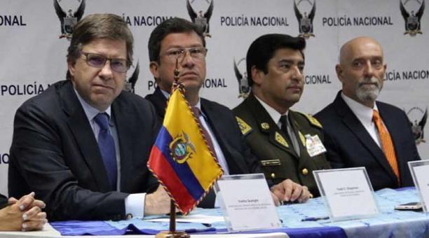 La DEA trabajará en Ecuador   Últimas Noticias