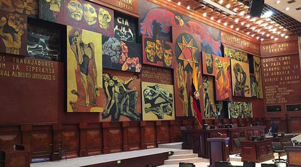 Mural De La Patria Cumple 30 Años últimas Noticias
