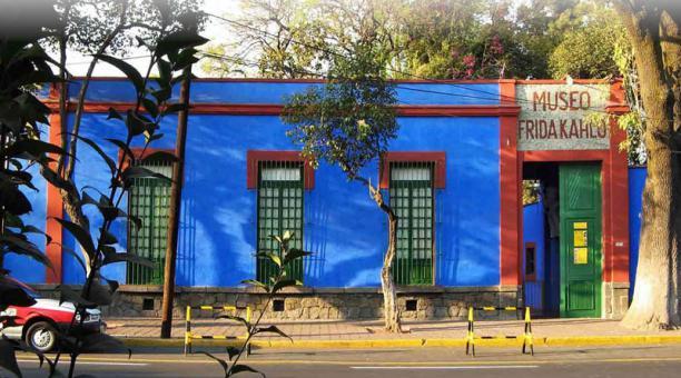 La Casa Azul El Museo De Frida Kahlo últimas Noticias