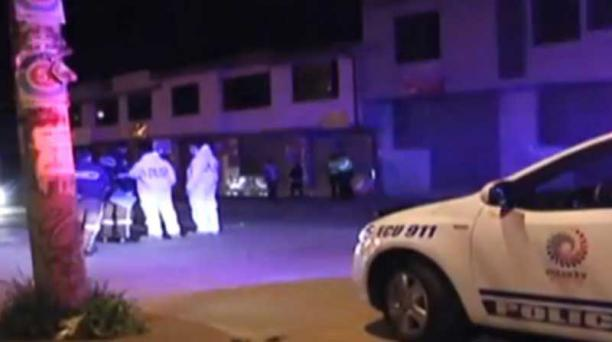 Foto para video de asesinato en El Beaterio